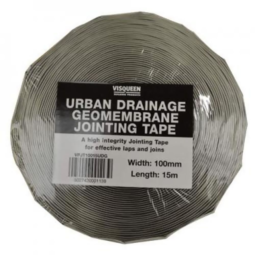 100mm x 15m UDG Jointing Tape Ref RS000357