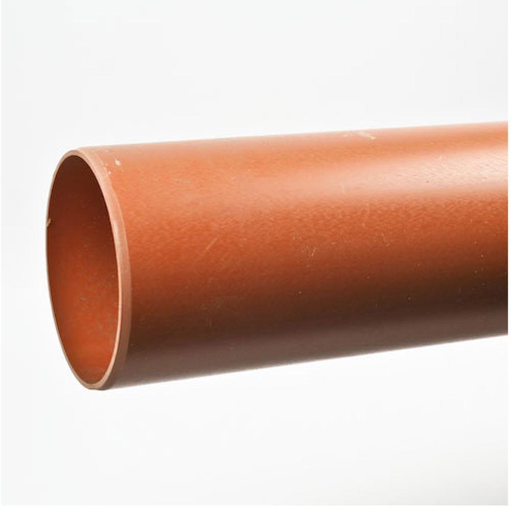 110mm-x-3m-plain-ended-underground-pipe-ref-ug430