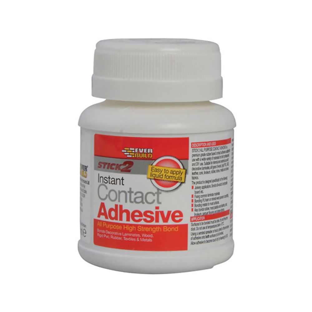 Contact Adhesive Large Tube 125ml Ref CON125