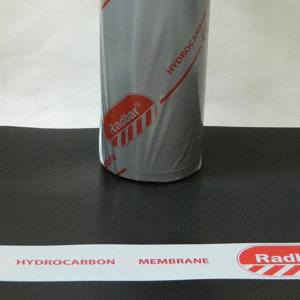 20M X 1.3M Radbar Hydrocarb.Membrane