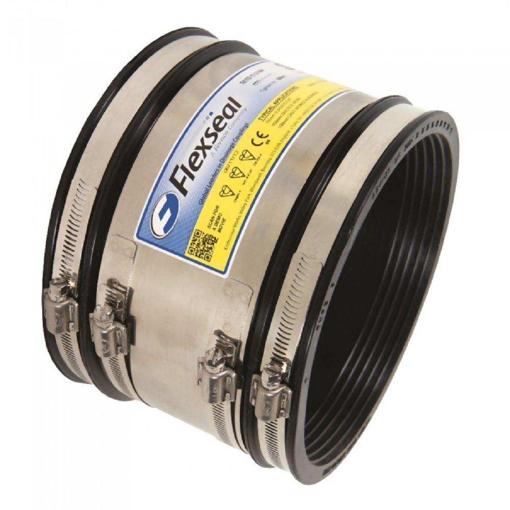 Flexseal Standard Coupling SC137 (122-137mm)
