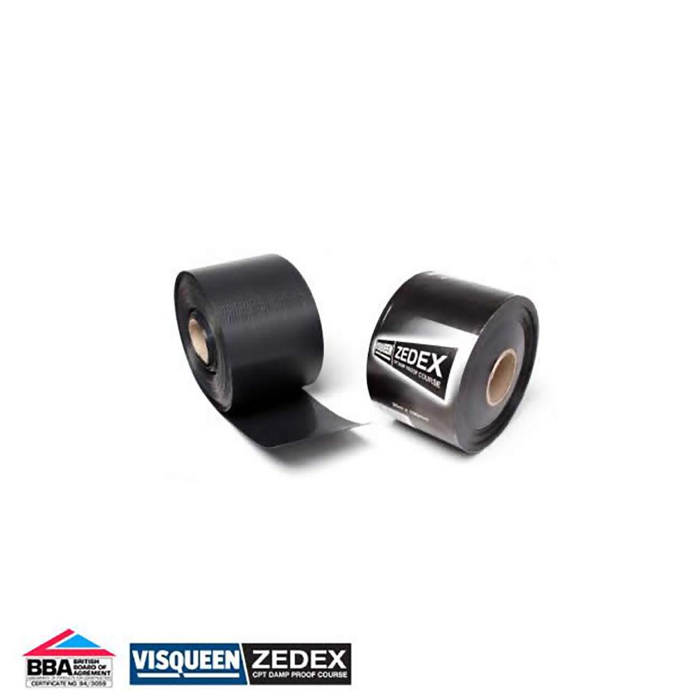 400MM X 20L/MTR ZEDEX CPT COMMERCIAL DPC-BLACK  REF RS055516