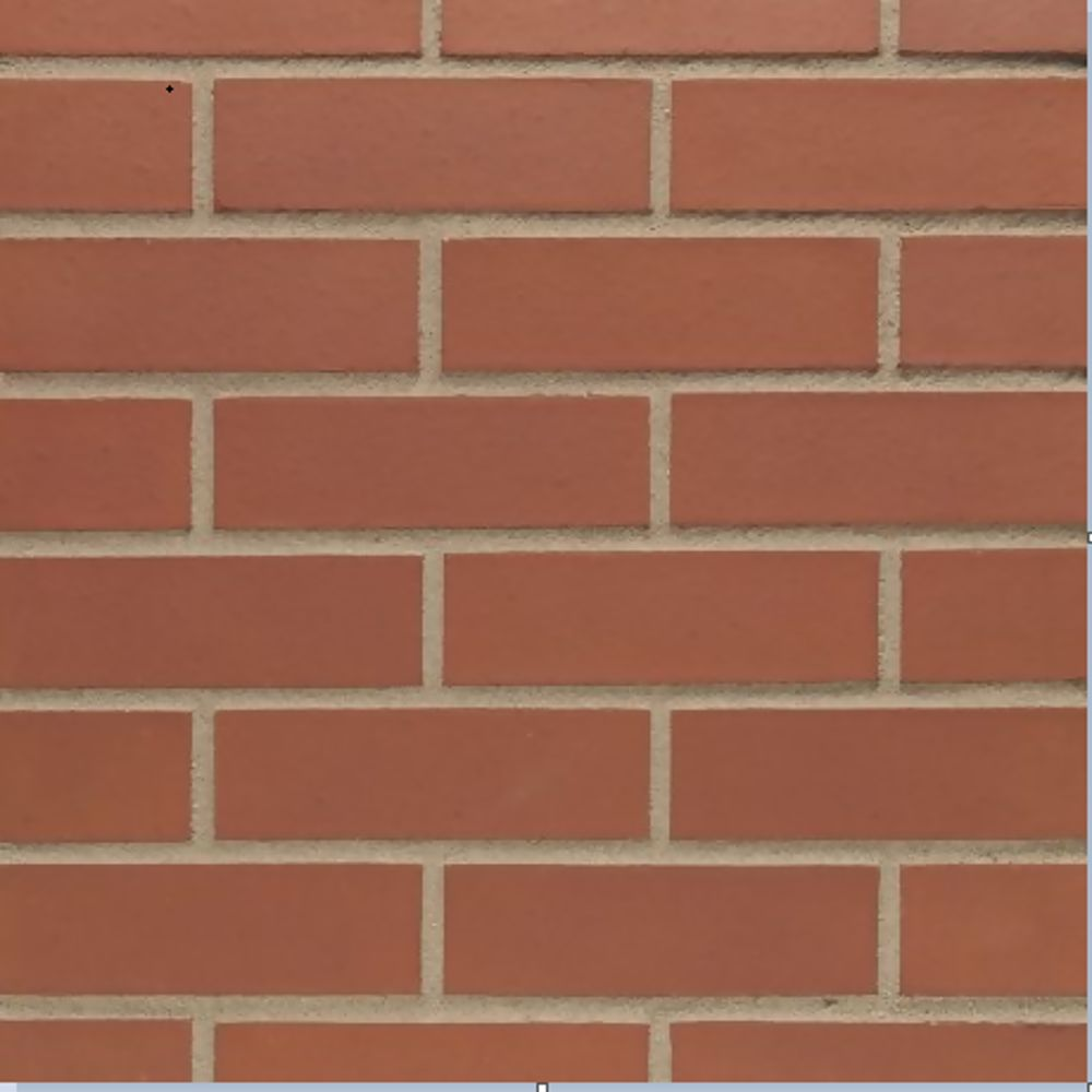 73mm Wienerberger Red Class B Perforated Eng Brick (368 no per pack)