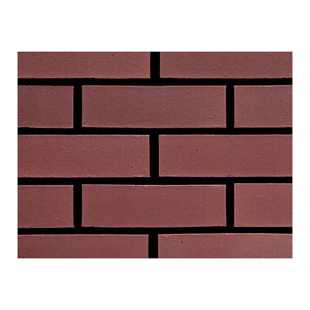 73mm Ibstock Smooth Red Brick  424no per pack