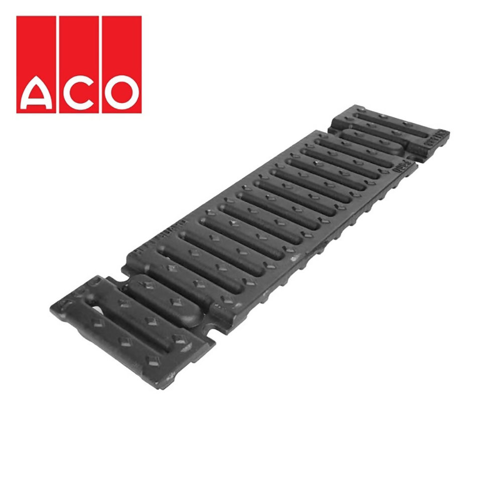 Aco Heavy Duty S100 Heelguard Iron Grating F900 Loading 500mm Ref 774