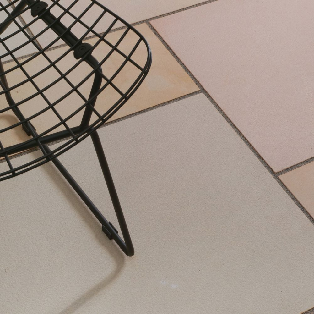 Tradestone Artisan Elm Sandstone 4 Size Project Pack 11.70m2 (£29.59 per sq mtr)