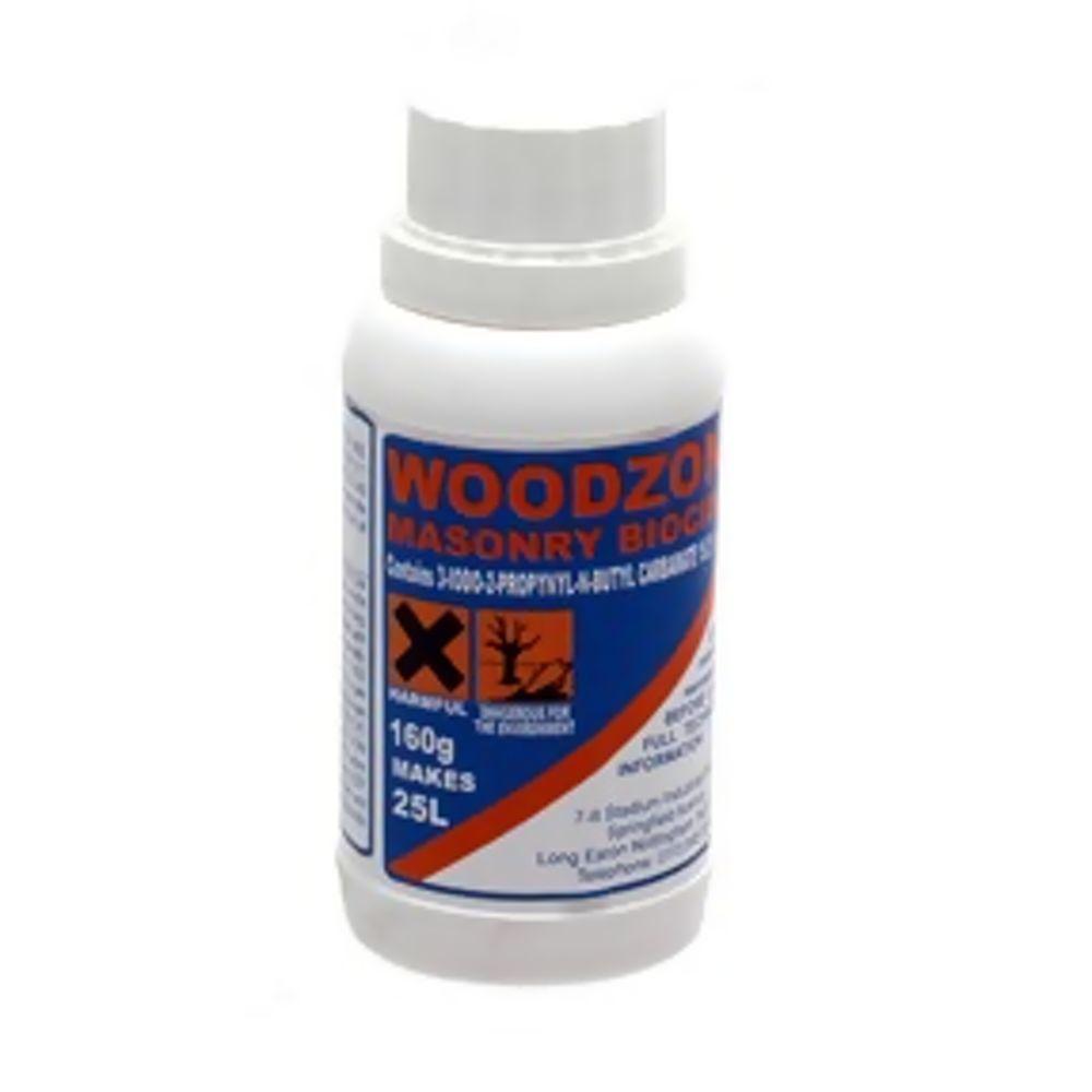 Biokil Woodzone Masonry Biocide 160gm Ref WZ003