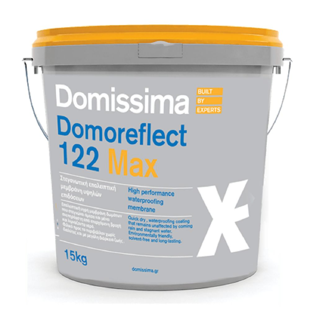Domoreflect 122 Max 15kg Grey ( Approx 15m2)