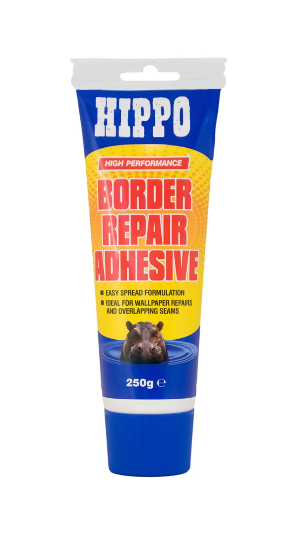 Hippo Overlap & Border Adhesive 250g Tube Ref F18342