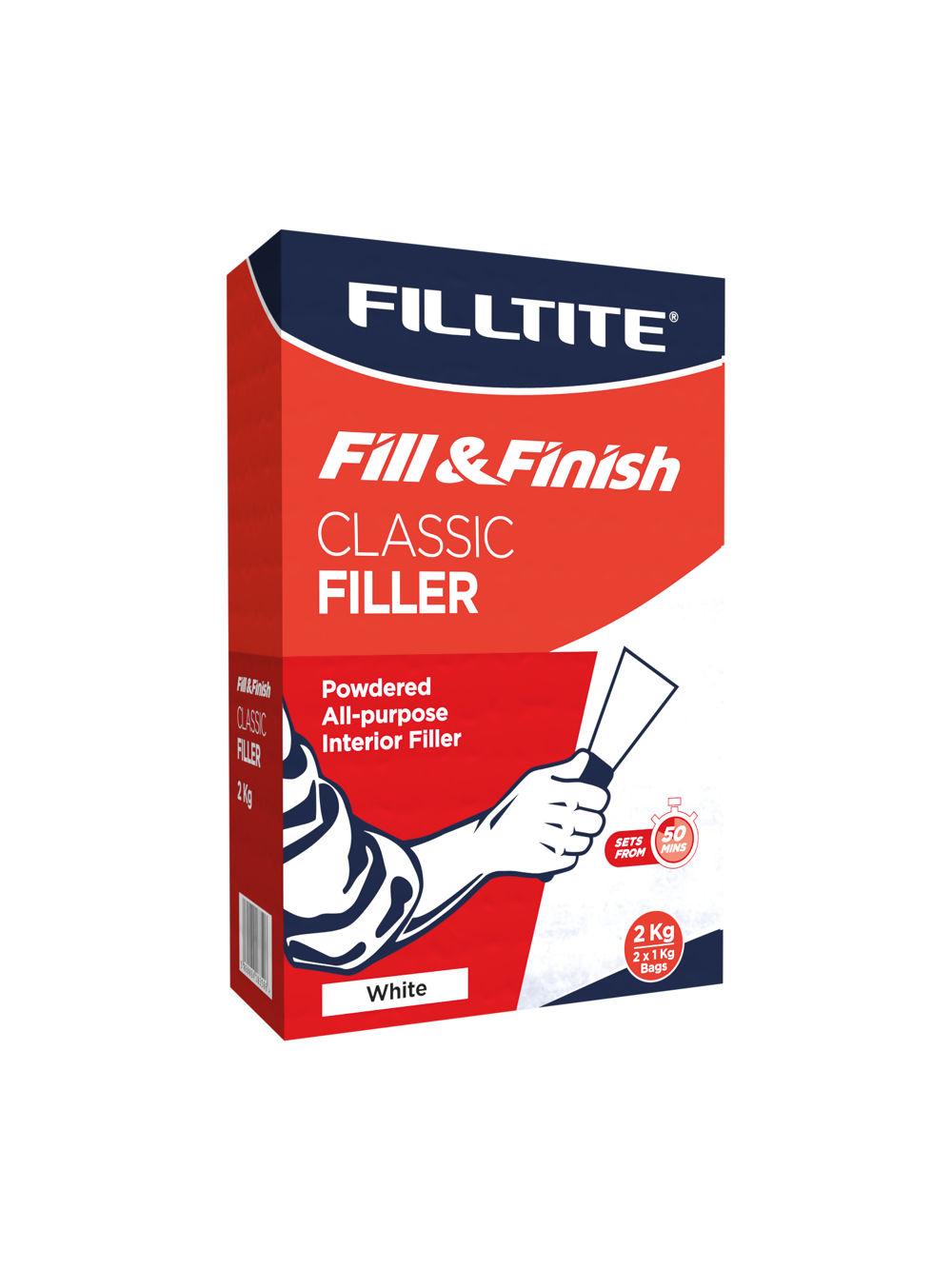 Filltite Fill & Finish Classic Filler Ref F18350