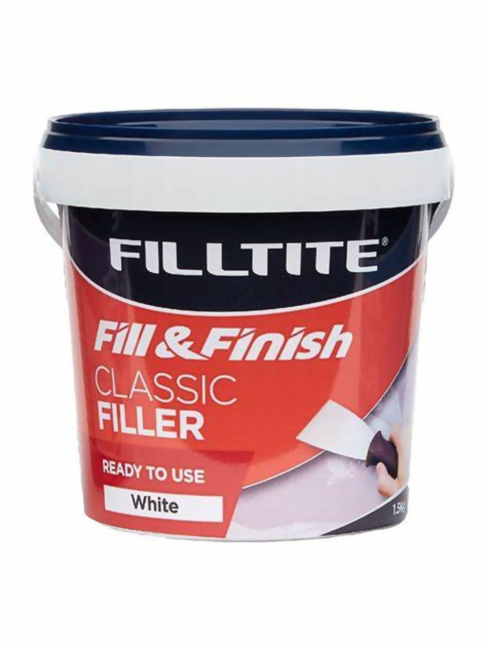 Filltite Fill & Finish Ready Mixed Classic Filler Ref F18365