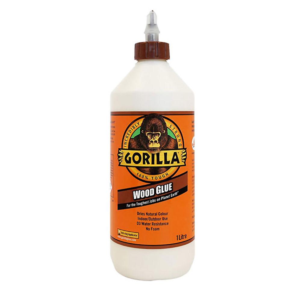 Gorilla Wood Glue 1ltr Ref 5044361