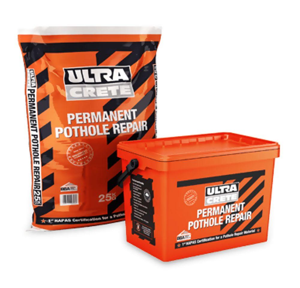 Instamac PPR (Permanent Pot Hole Repair) Orange 25KG