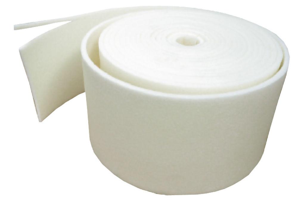 10mm x 150mm Soltex Foam x 10mtr roll