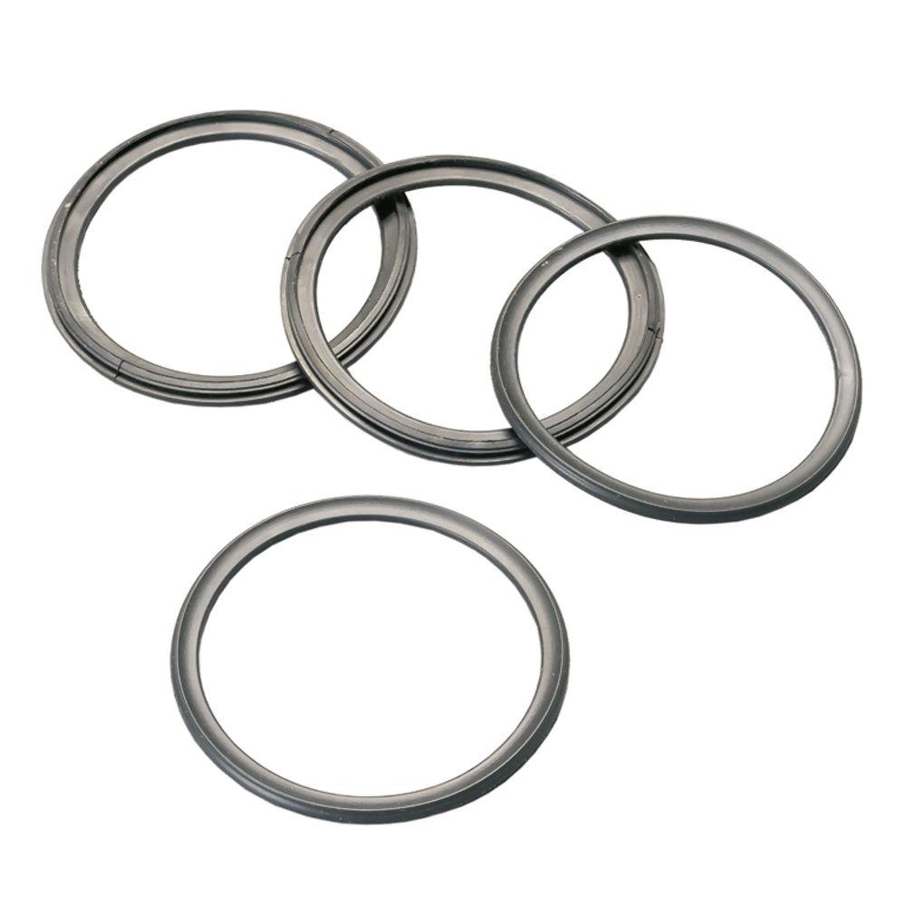 Solid Metrodrain N-Drain Sealing Rings 100mm Ref 71001