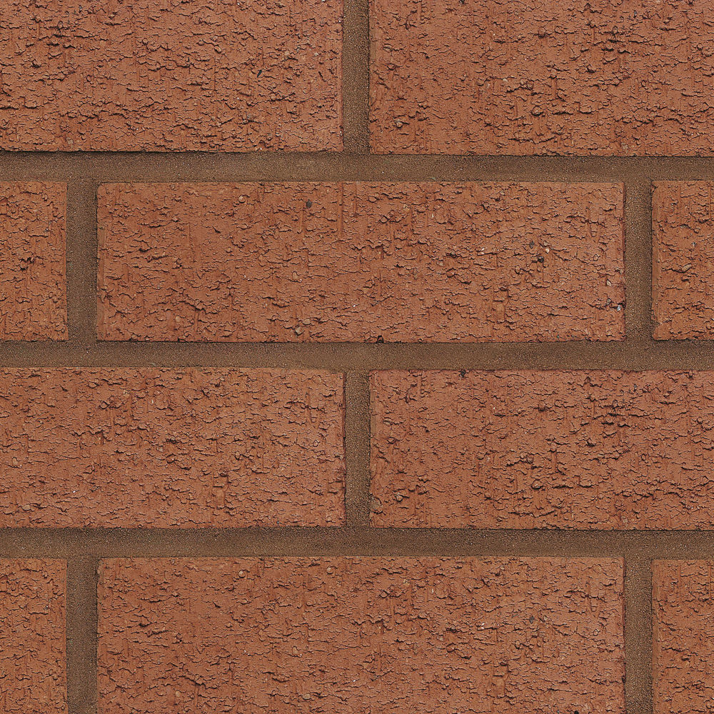65mm Claughton Old Trafford Red Brick (520no per pack)