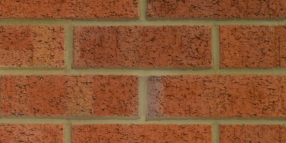 65mm Russet Red Mixture Brick (504no per pack)?