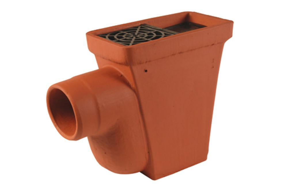 Supersleve Housedrain 100mm ACC Gully & PP Grid Ref SG3/1