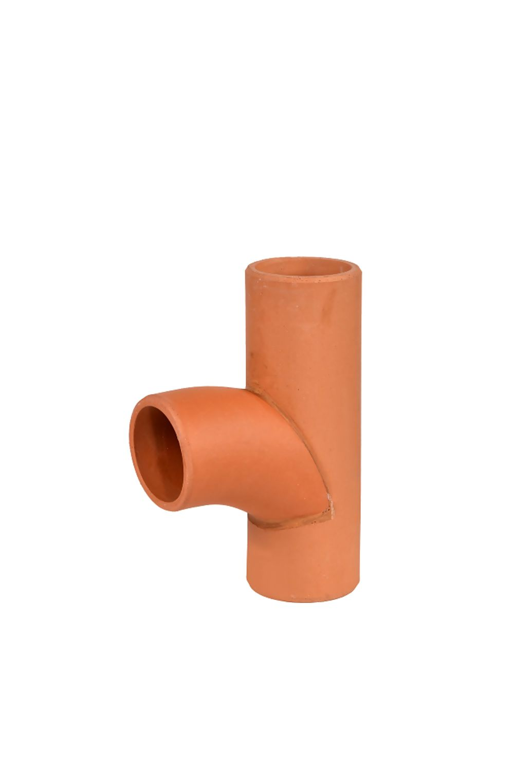 Supersleve Housedrain 100mm x 100mm Curved Square Junction Ref SJ2/1