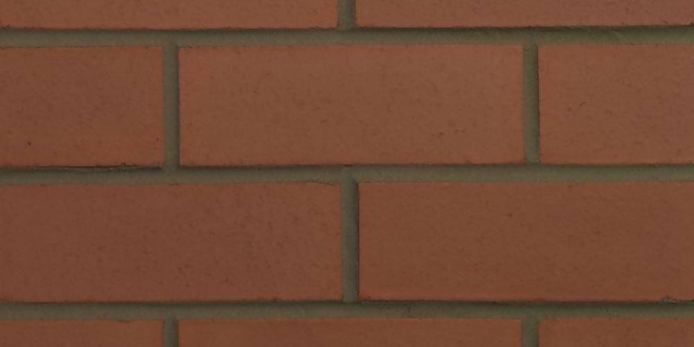 Disc - 75mm Imported Smooth Red Brick (520no per pack) WIGIG