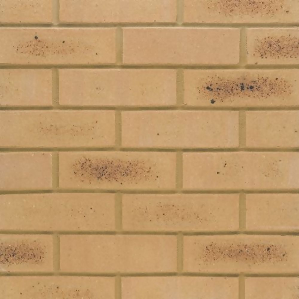 65mm Kemsley Yellow C2 Selected Brick (504no per pack)