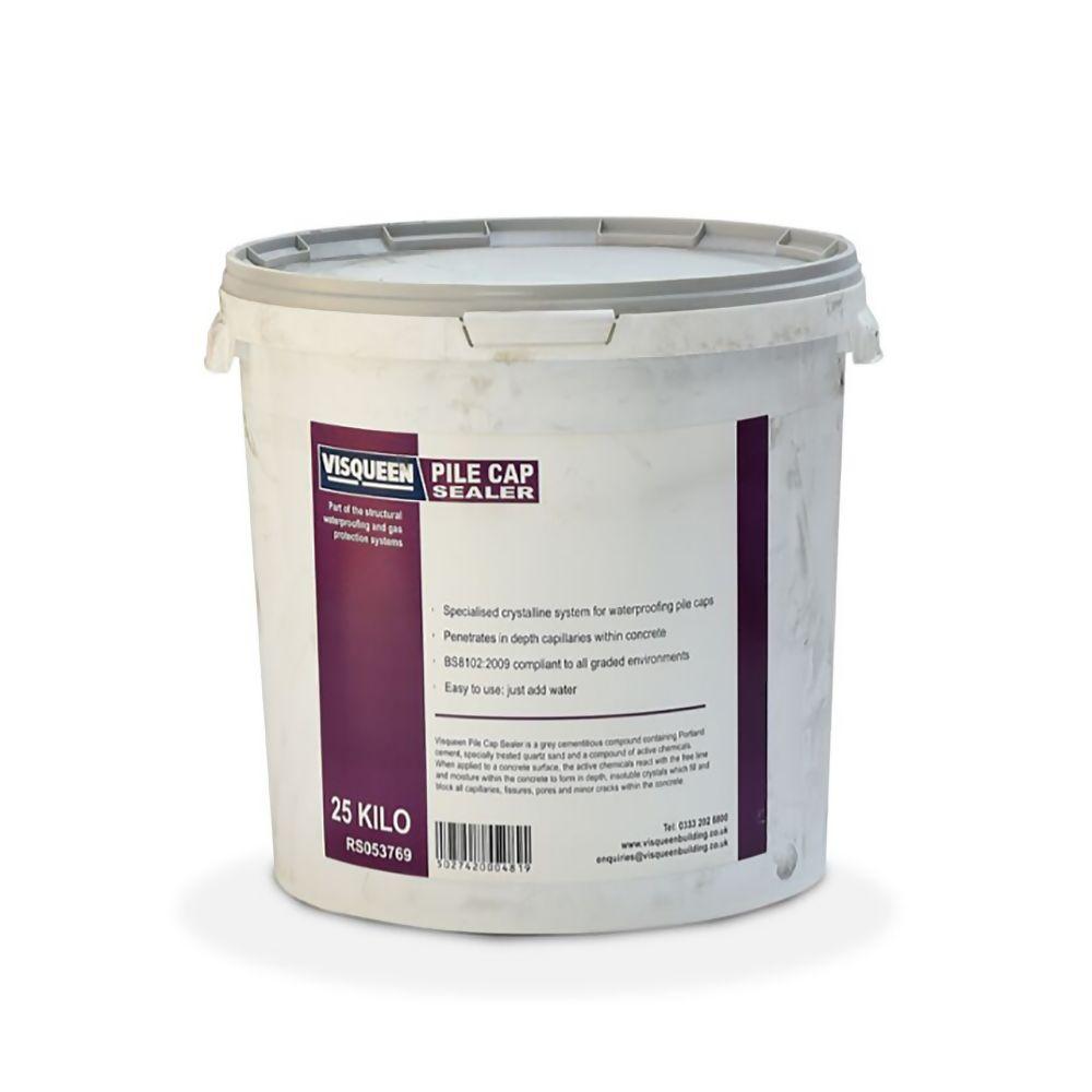 Visqueen Pile Cap Sealer  25kg Bucket   Ref RS053769