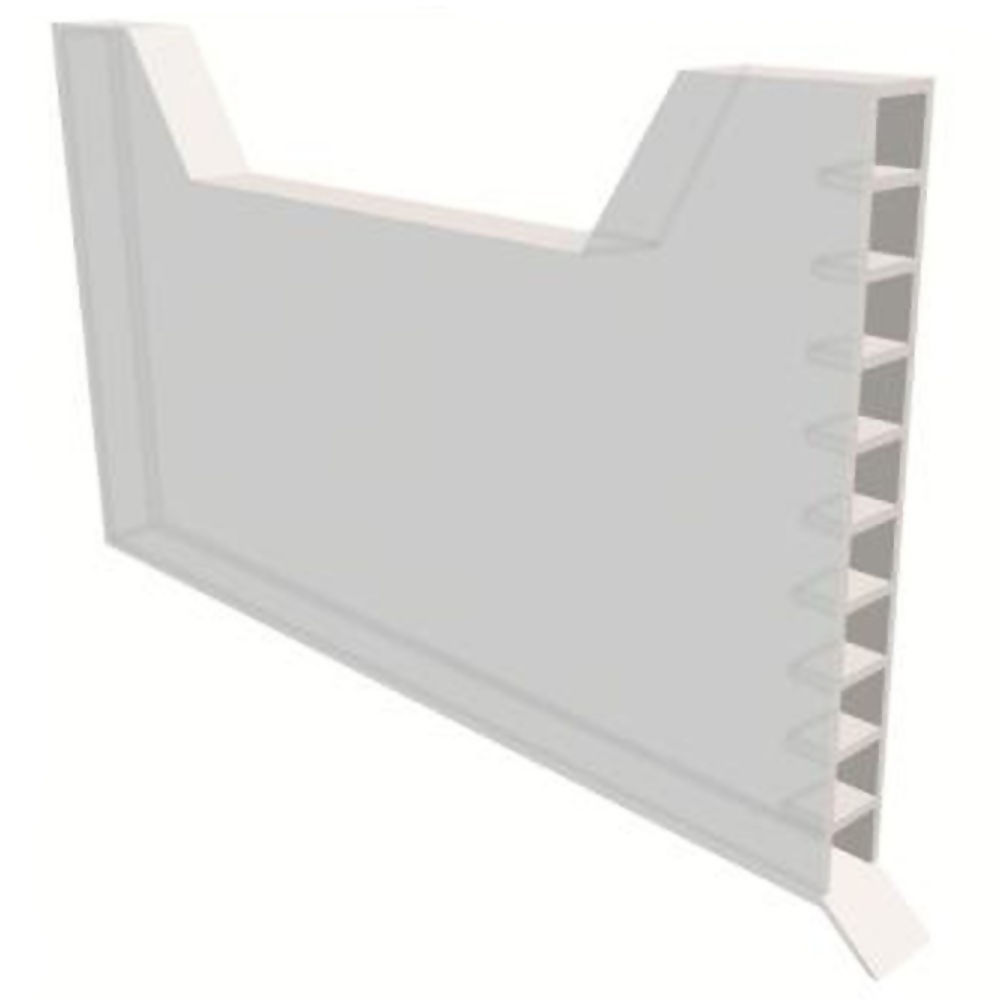 Weep Hole Vent Clear Ref G950CL