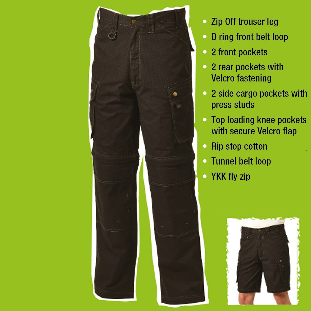 apache-zipper-work-trouser-short-black-32-waist-leg-32