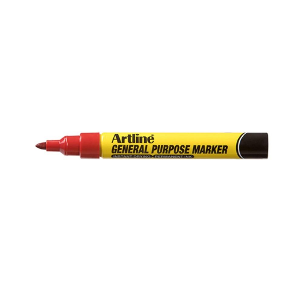 artline-general-purpose-marker-red-ref-ekprgpm
