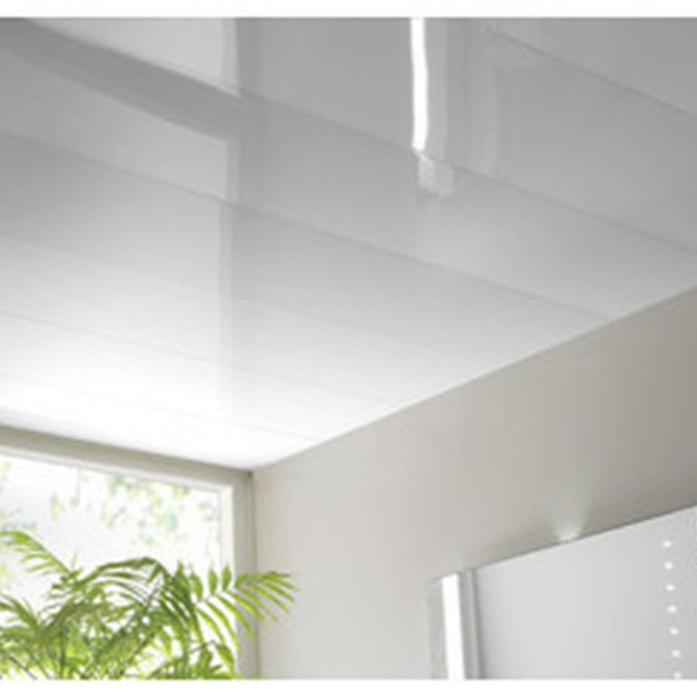 Basix Ceiling Panels White Gloss 2700mm X 250mm X 5mm Pack Of 4