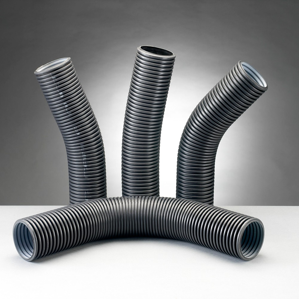 black-electric-ducting-bend-150178mm-x-22-5-degree-ref-29183