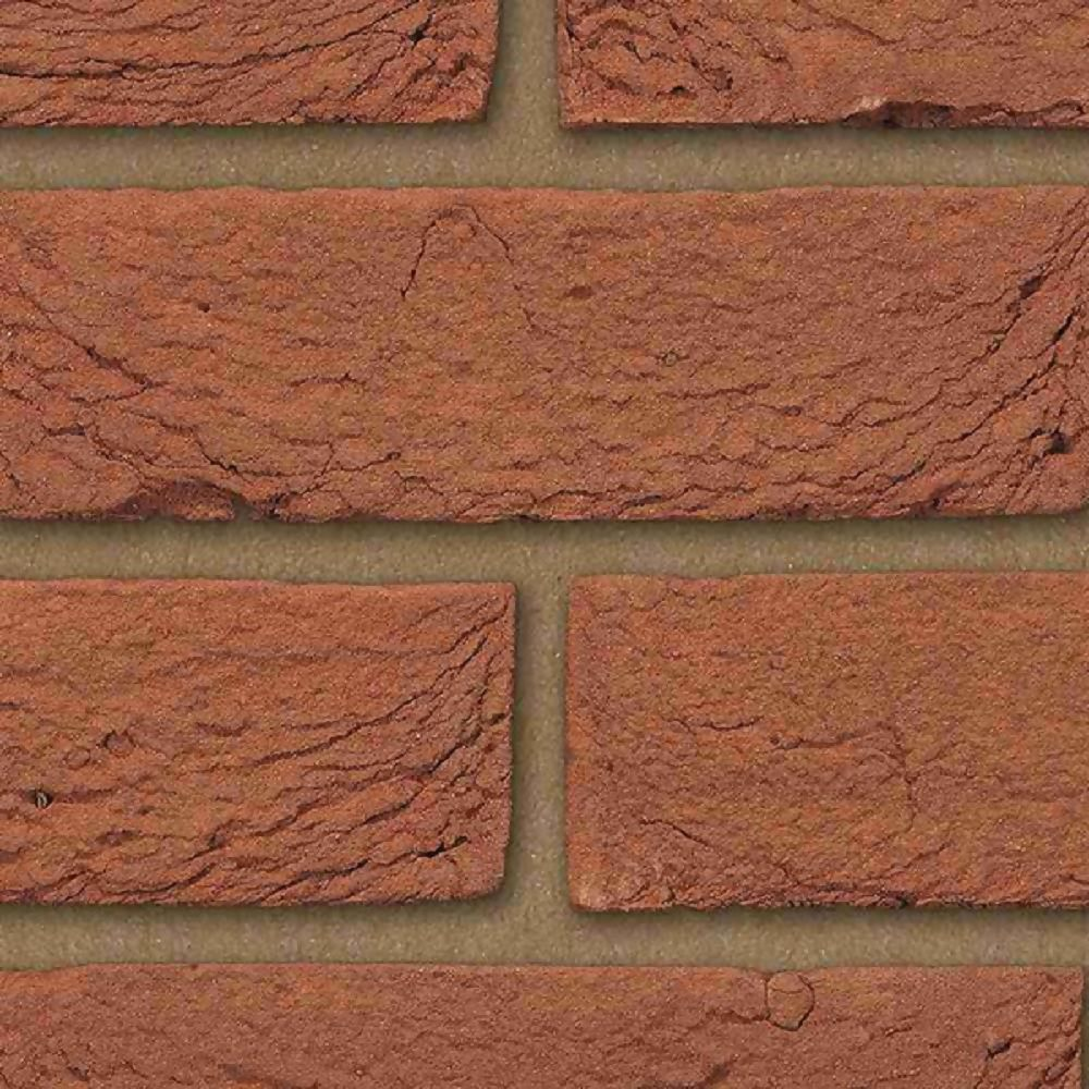 65mm Ibstock Bradgate Red Non Standard Ref BAY5068 (430no per pack)