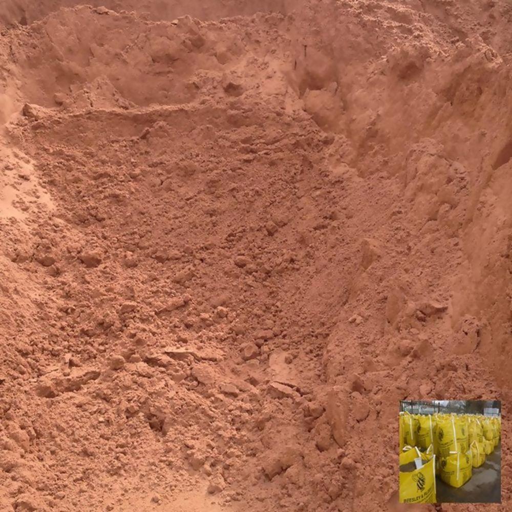 Red Sand Bulk Bag