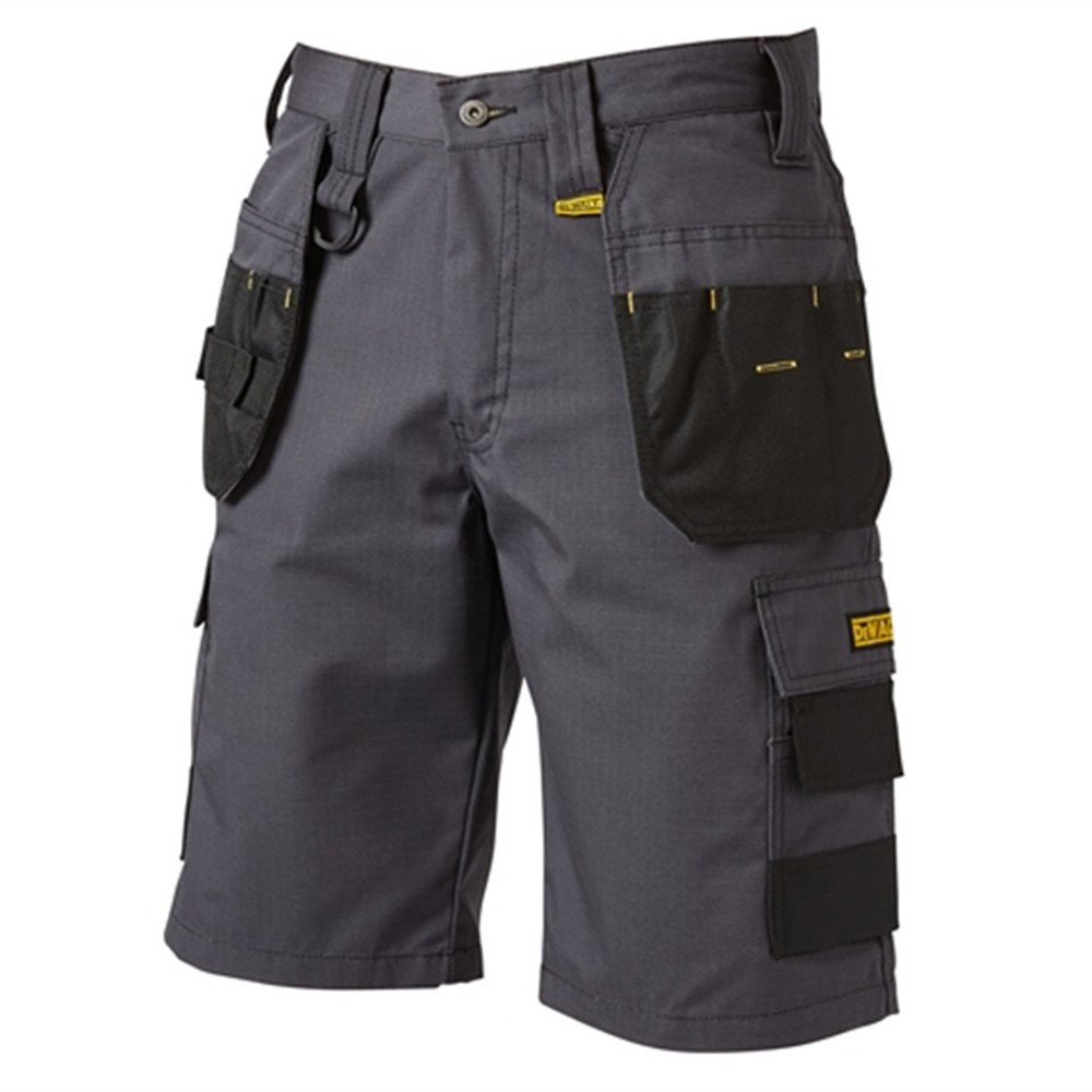 dewalt-cheverley-shorts-38-waist-grey