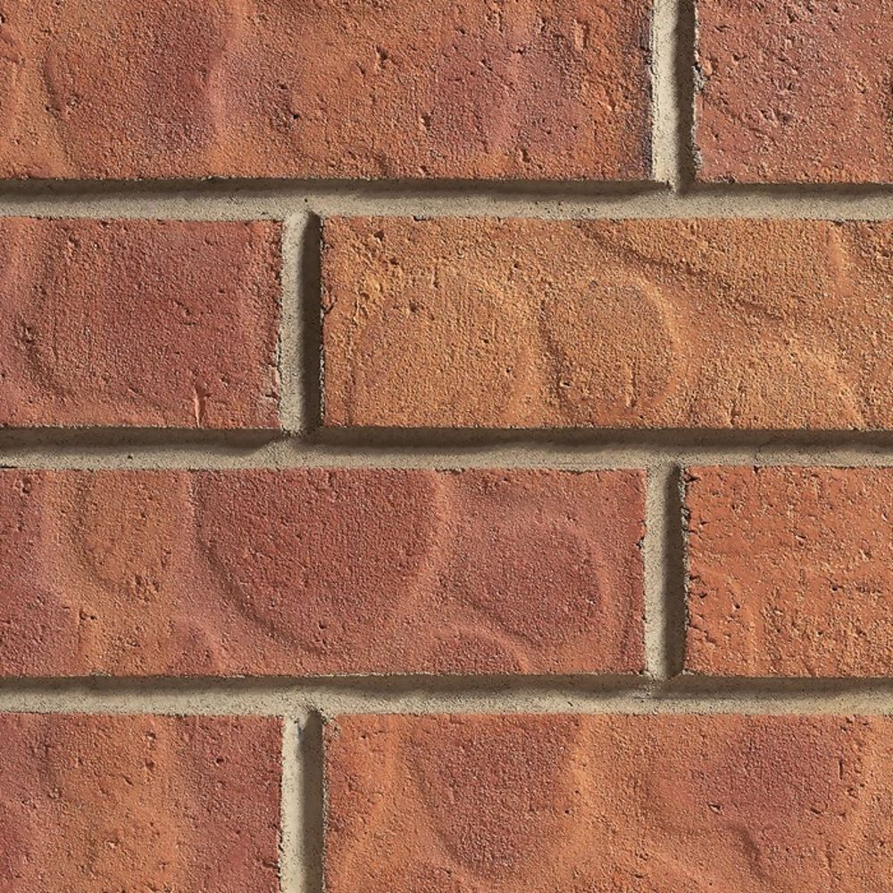 65mm Fulwood Multi Non Standard Brick (504no per pack) Cantch PPY66?