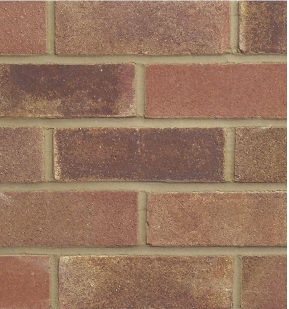 65mm Heather London Brick (390no per pack)