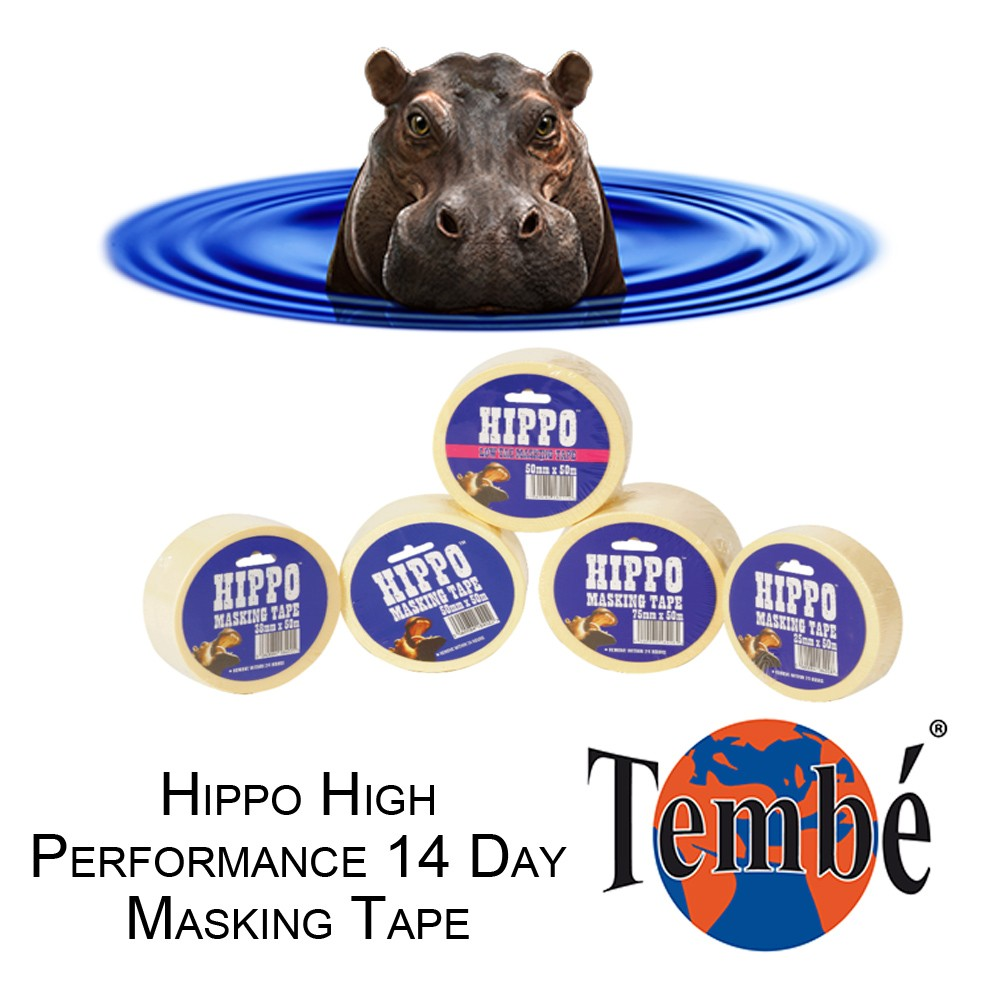 hippo-38mm-adv-14-day-masking-tape-50mtr-ref-h18412