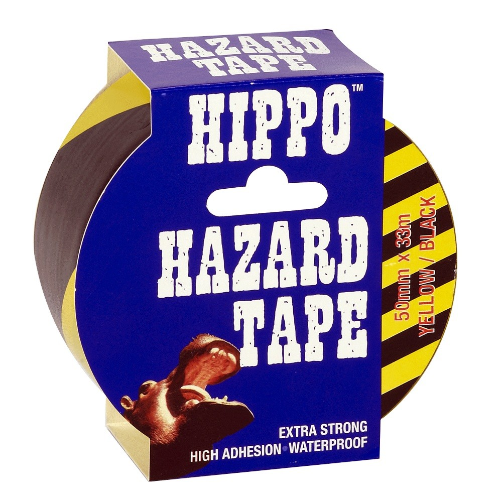 hippo-50mm-self-adhesive-hazard-tape-yellow-black-33mtr-ref-h18406.jpg