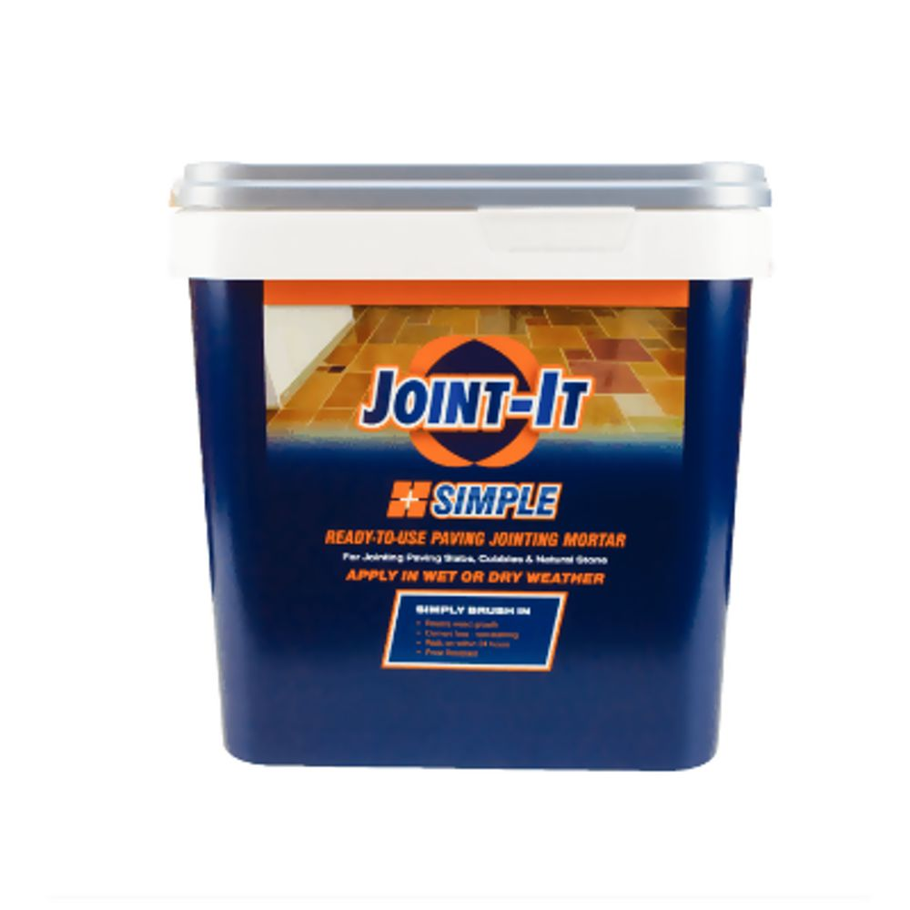 Joint It 20kg All Weather Paving Jointing Compound Black