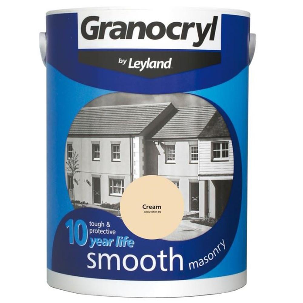 leyland-granocryl-mansonry-paint-cream-5ltrs-