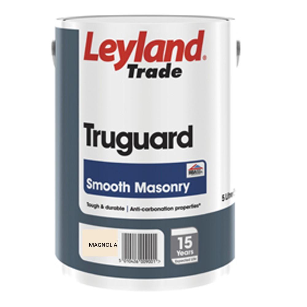 leyland-truguard-smooth-masonry-magnolia-5ltrs-ref-264731