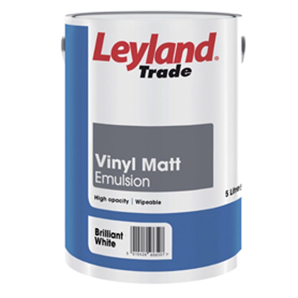 leyland-vinyl-matt-brilliant-white-5ltrs-ref-264803
