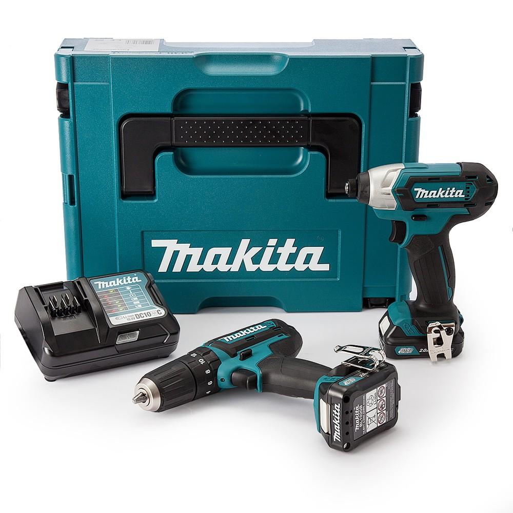 makita-clx202aj-10-8v-2-piece-combi-drill-and-impact-driver