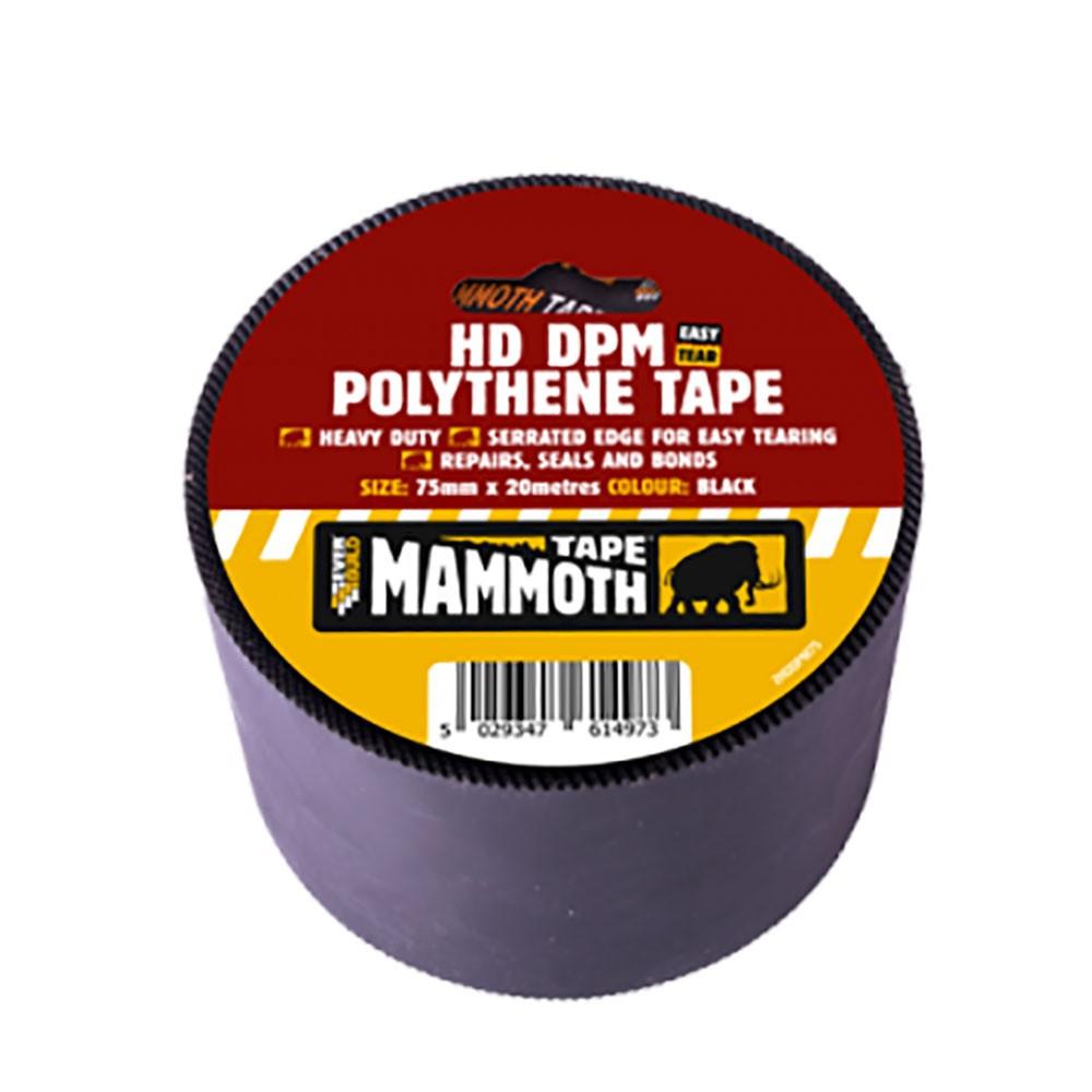 mammoth-heavy-duty-dpm-polythene-joint-tape-75mm-x-20mtr-roll-ref-2hddpm75