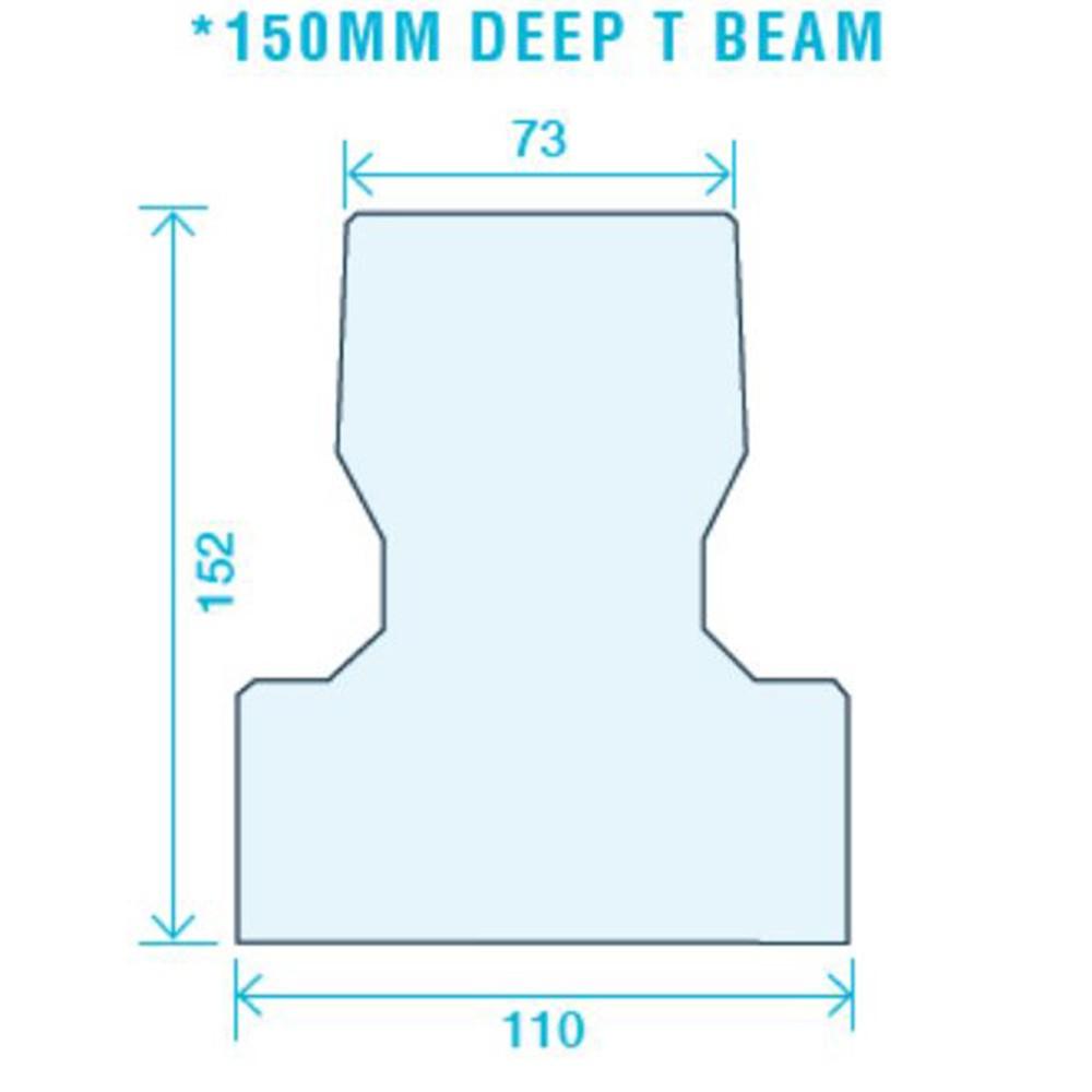 mccann-concrete-t-beam-3600-x-150-x-110mm-