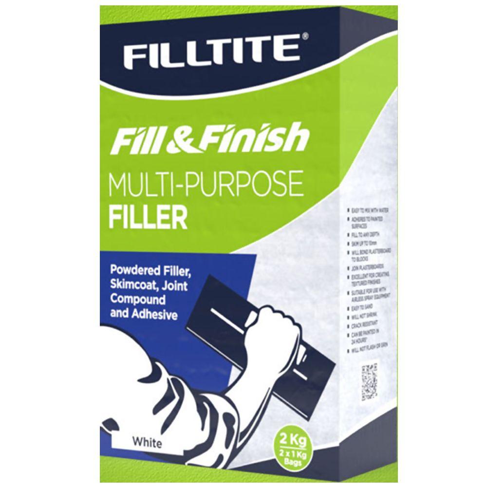 Filltite Fill & Finish Multi-Purpose Filler Ref F18360