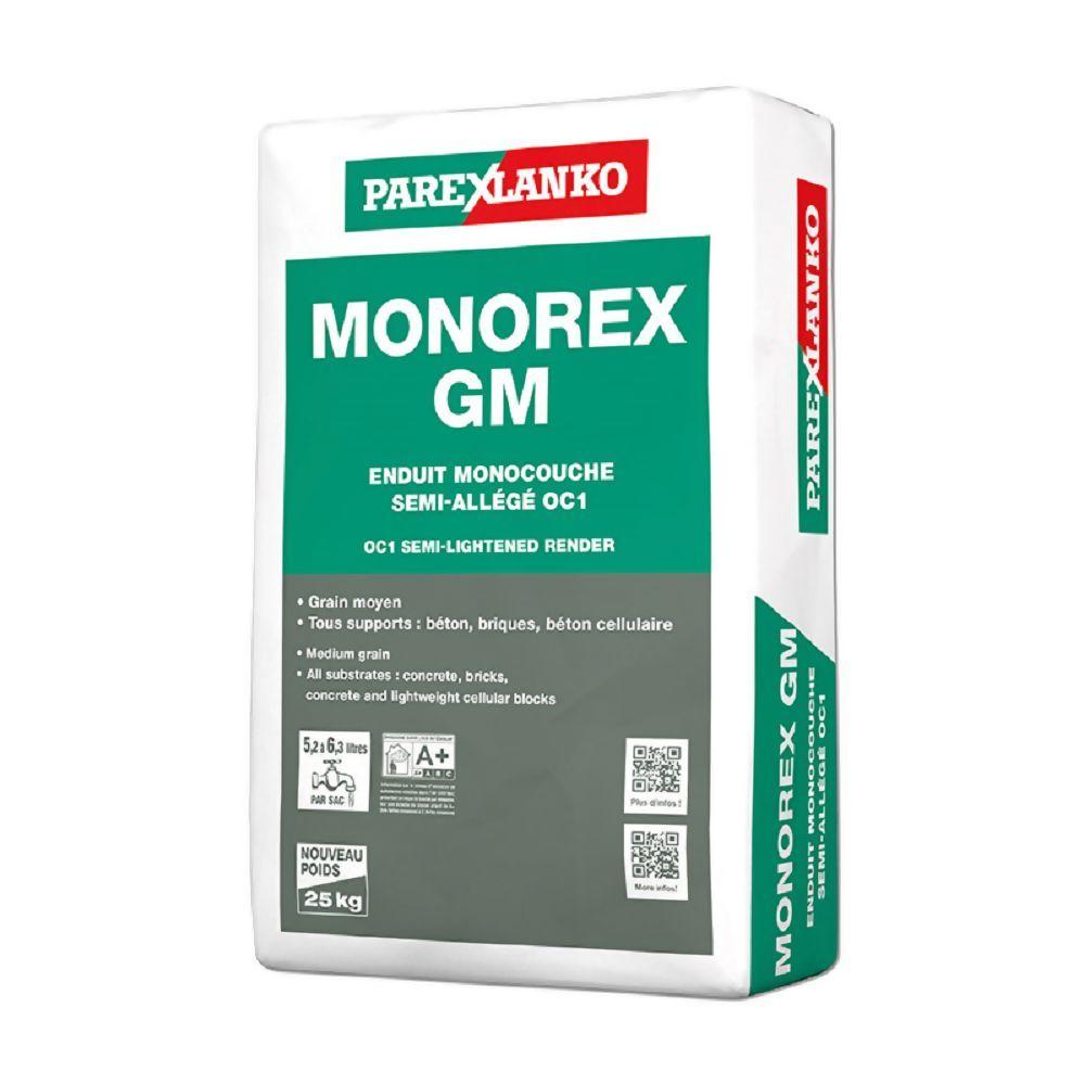 Parex Monorex GM G30 Mouse Grey 25Kg