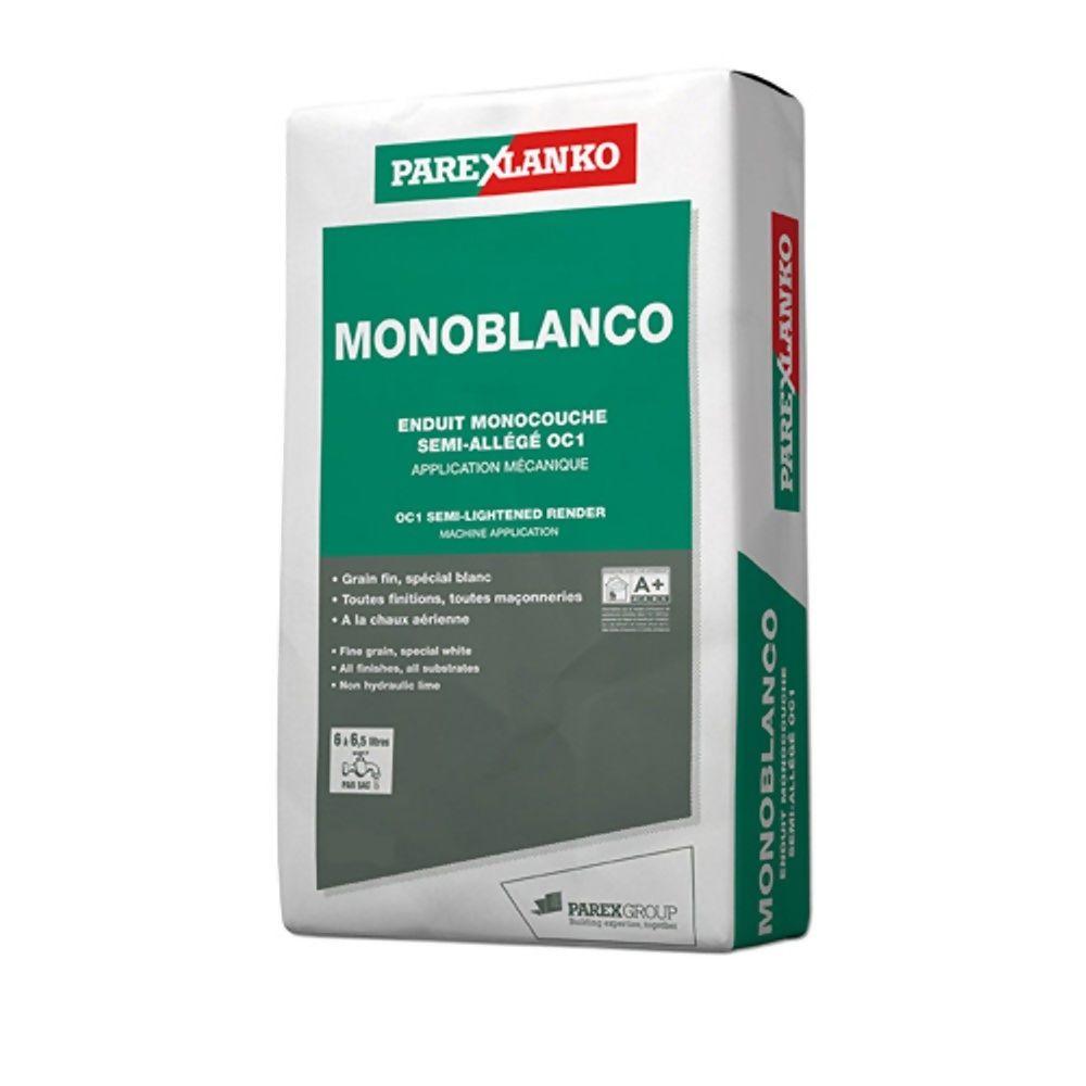 Parex Monorex GM Monoblanco 25Kg