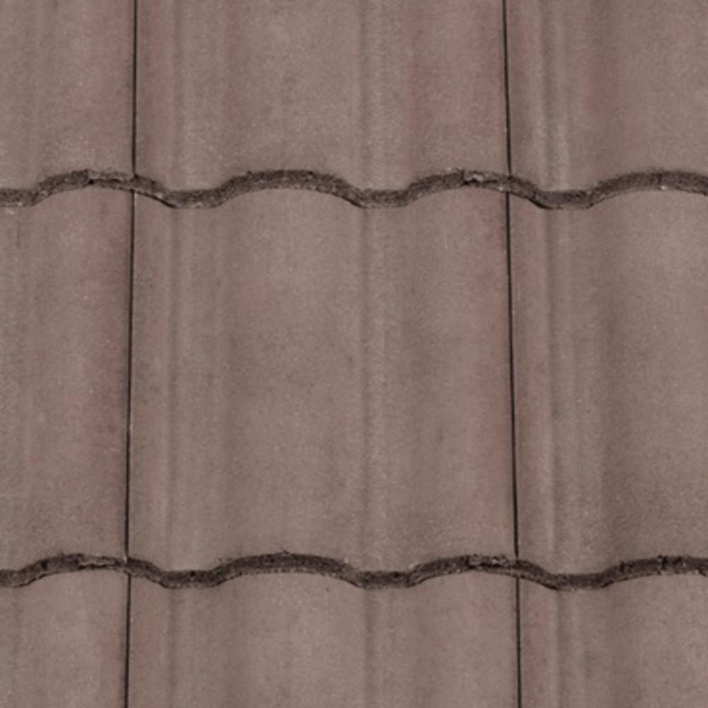Redland Regent Tile Tudor Brown (7PC)