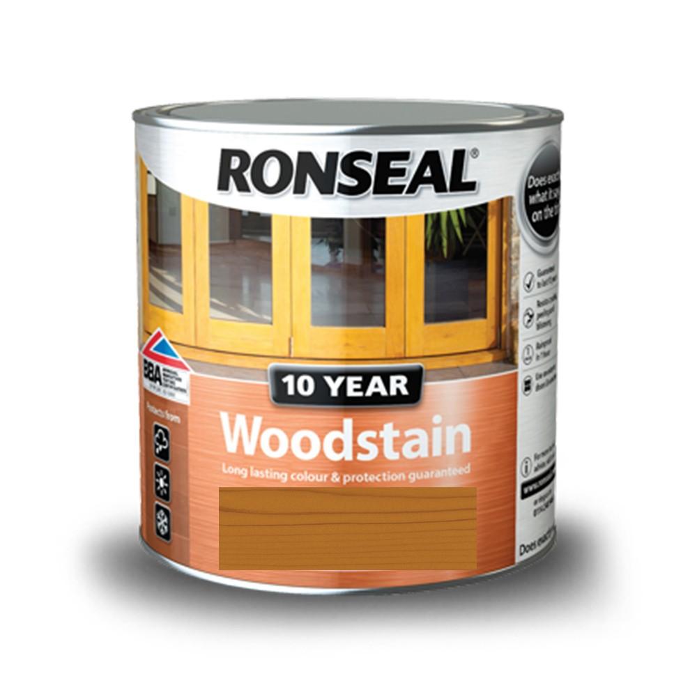 ronseal-trade-10-year-woodstain-oak-750ml-ref-38679